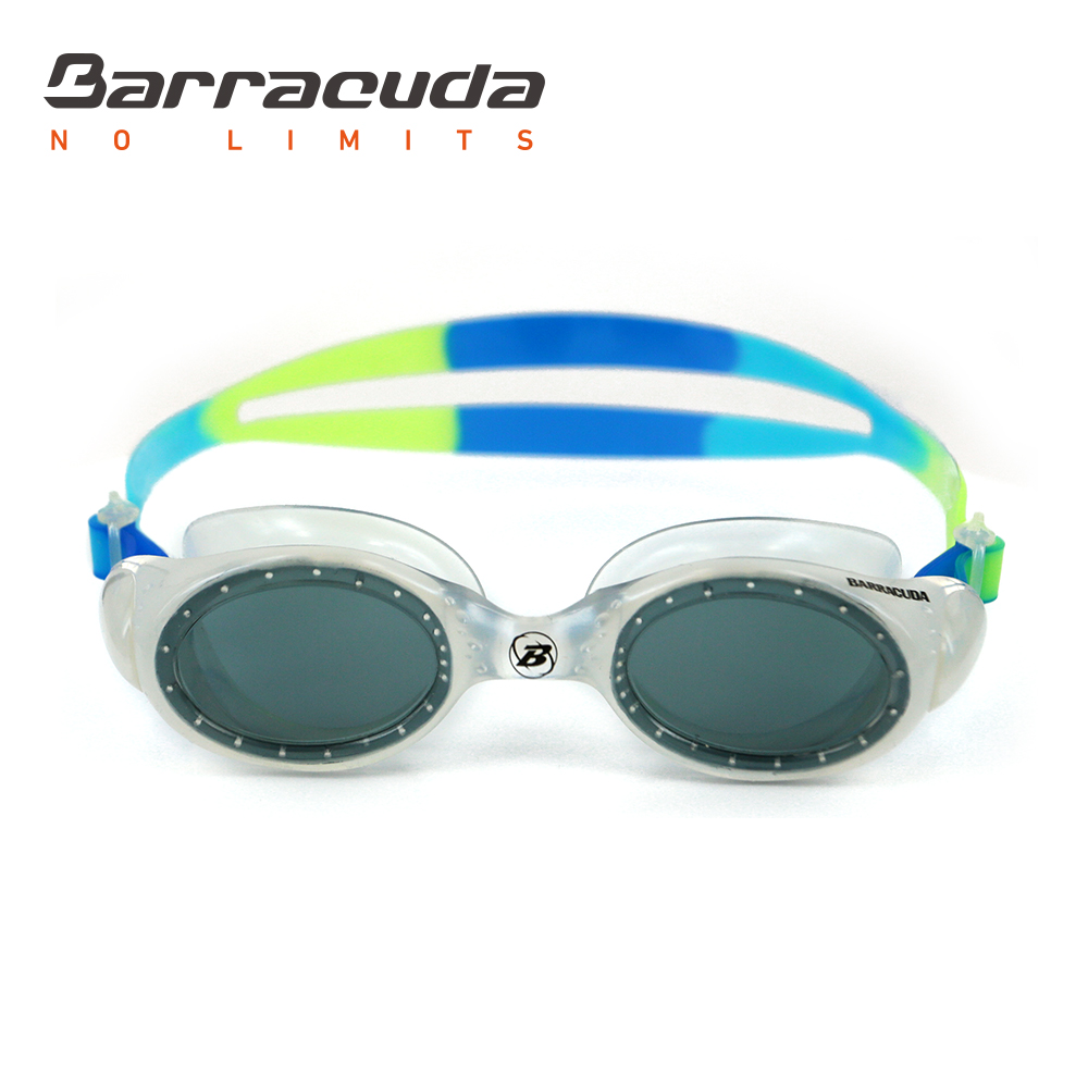 Barracuda Junior Swim Goggle UVIOLET Anti-fog UV protection One-piece Frame Quick Fit No leaking for Kids Children #33620 ...