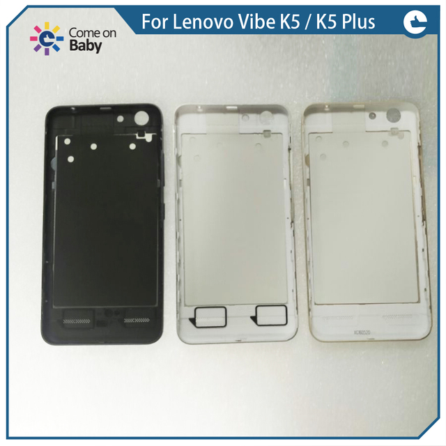 super popular 7f9dd 0e767 US $8.99 |New arrival Quality For Lenovo Vibe K5 Plus A6020 A6020a46 back  cover battery Housing Case With Power Volume Buttons-in Mobile Phone ...
