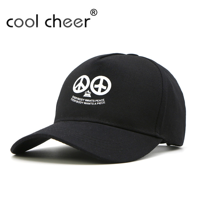 CoolCheer  Cotton Baseball Caps With Dad Hat Strap Back Outdoor Blank Sport  Cap Hat For Men Women Custom Snapback For Adult 59545797c41