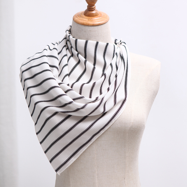 Spring Square Bandana Scarf | Neck Scarves | Up to 60% Off Now