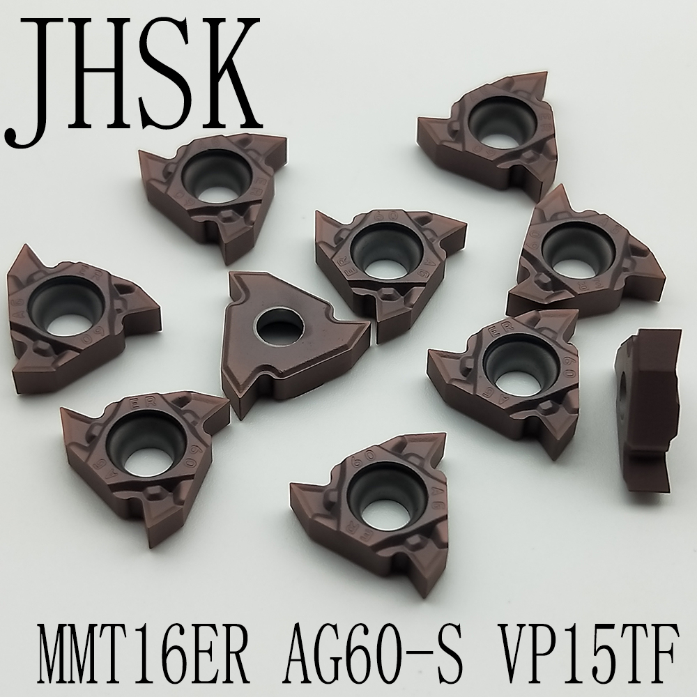 10pcs MMT16ER AG60-S VP15TF  Carbide Inserts CNC Tools Blade High Cost Performance