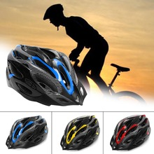 цена на 2019 Bicycle Cycling Helmet Ultralight EPS+PC Cover MTB Road Bike Helmet Integrally-mold Cycling Helmet Cycling Safely Cap