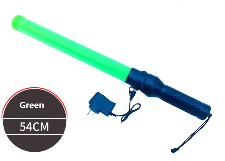 54cm Rechargeable Style LED Traffic Baron