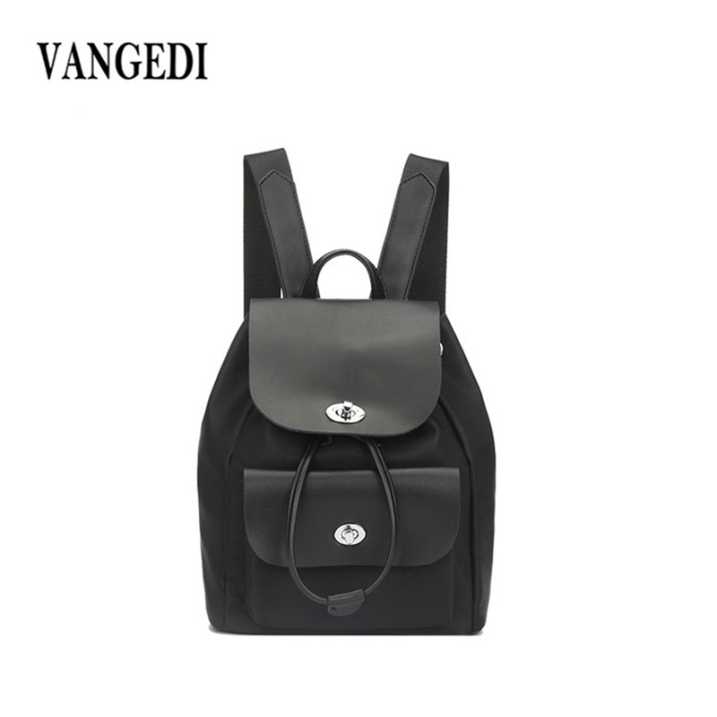 New Fashion Ladies Travel Books Rucksack Shoulder School Bag Student Backpack Women Casual Backpack Shopping Bags