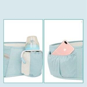 Image 5 - Эргономичный рюкзак кенгуру для новорожденных, Хипсит, слинг спереди, для путешествий, для детей от 0 до 36 месяцев
