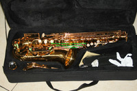 Advanced Alto Sax Alto Saxophone 6 2 Golden High Quality Free Case