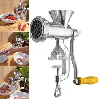 Manual Mincer Meat Grinder Pasta Maker