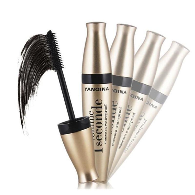 3D Fiber Mascara Long Black Lash Eyelash Extension Waterproof Eye Makeup Tools rimel para cilios mascara facial waterproof cilio-in Mascara from Beauty & Health