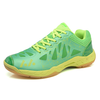 2018 New Men and Women's Tennis Shoes Outdoor Athletic Professional Table Tennis Sport Shoes Unisex Non slip Badminton Sneakers