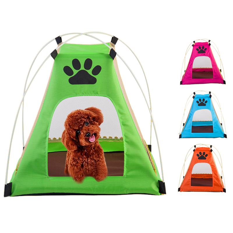 Outdoor tents for pets dogs 3 seasons portable and lightweight
