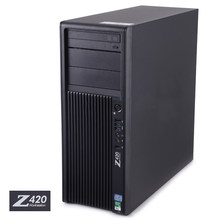 Z420 Graphics Workstation E5-2680 V2 NVME Solid State Office Video Barebone System(China)