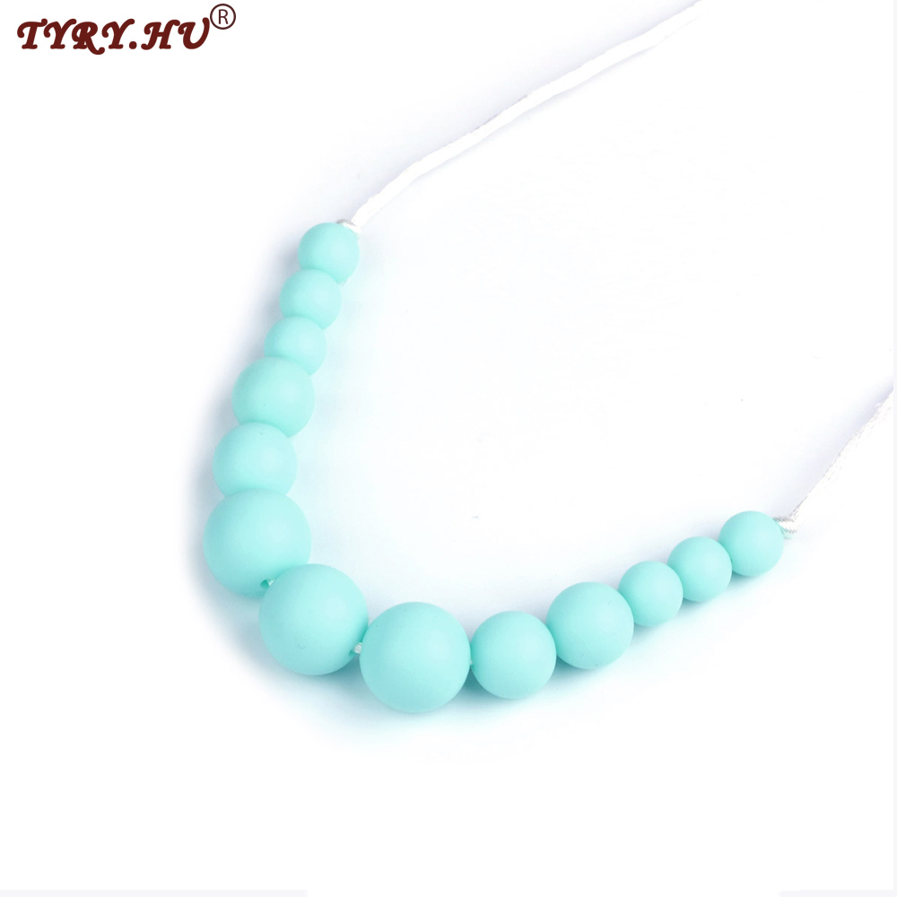 2019 New Style Cute Baby Infant Silicone Feather Jewelry Teething Necklace Baby Nursing Chewing Toys Drop Ship Nipple & Accessories