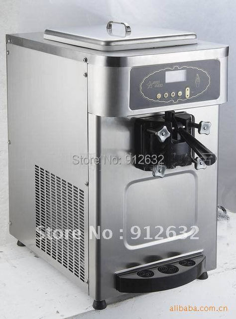 Commercial soft ice cream machine, Soft Icecream making machine