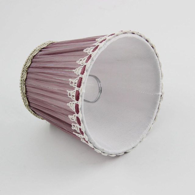 Dia 125cm492 inch home collection romantic style shade mauve dia 125cm492 inch home collection romantic style shade mauve color mini lampshades aloadofball Image collections