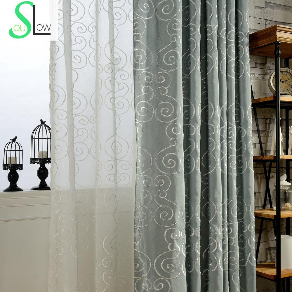 fog embroidered curtain white gold line curtains cortinas for living room cortina sheer and. Black Bedroom Furniture Sets. Home Design Ideas