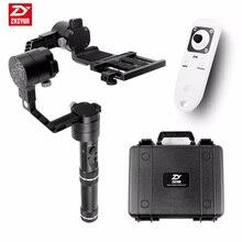 Zhiyun Kran V2 3 axi hand stabilizer 3-axi gimbal für DSLR Canon Kameras Unterstützung 1,8 KG F18164