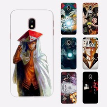 NARUTO THE 6TH HOKAGE Clear Phone Case for Samsung