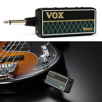 Vox Amplug Bass Headphone Bass Amp Guitar Speaker Simulator