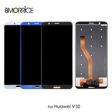 Original LCD Display For Huawei Honor V10 View 10 BKL-AL00 BKL-AL20 BKL-L09 Touch Screen Digitizer No Frame Assembly Replacement