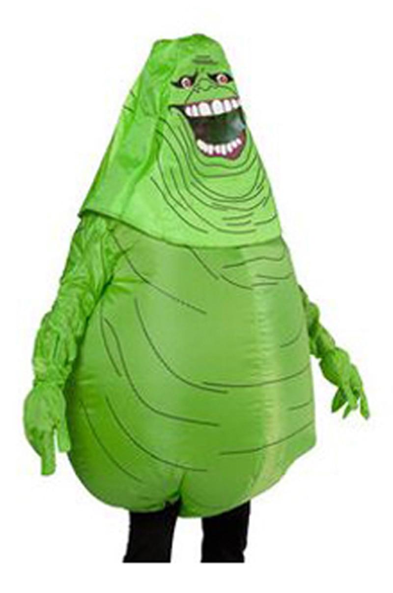 Slimer Mask - Ghostbusters - Spirithalloween.com
