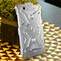 Simon Thor Ironman Body All Metal Aluminum Hard Rugged Phone Case For Xiaomi 4 4s 4c