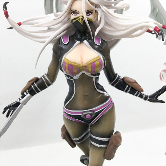 LOL League of Legends figure Action Game Ereliya Model Collection Toy action-figure 3D Game Hero anime party decor Creative Gift 3