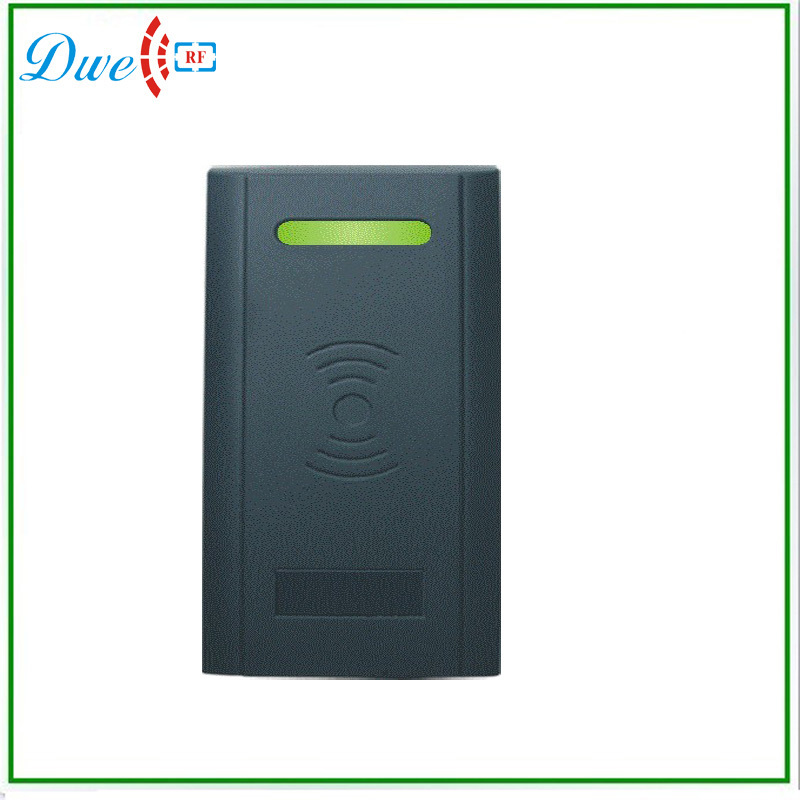 hot selling 125khz 12V wiegand 26 output format door access control rfid reader system free shipping 125khz 12v wiegand 26 output format door access control rfid reader