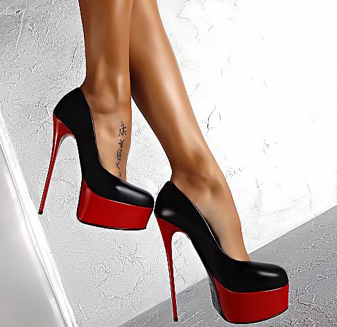 Europe and the United States nightclub sexy high-heeled patent leather shallow mouth stiletto color matching high-heeled shoes.Europe and the United States nightclub sexy high-heeled patent leather shallow mouth stiletto color matching high-heeled shoes.