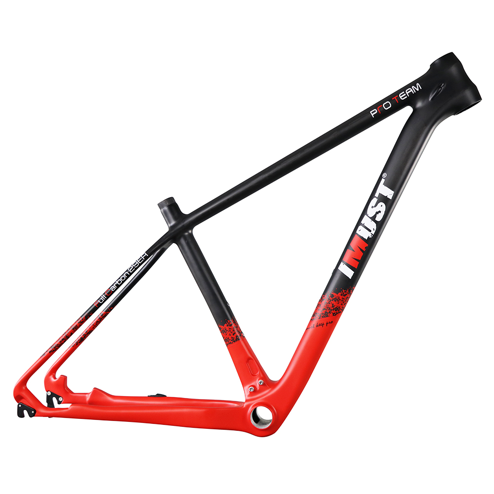 Xtreme Vtt cadre 29er XC trail difficile 142x12 ou 135x9 essieu bicicletas vtt 29 VTT cadres