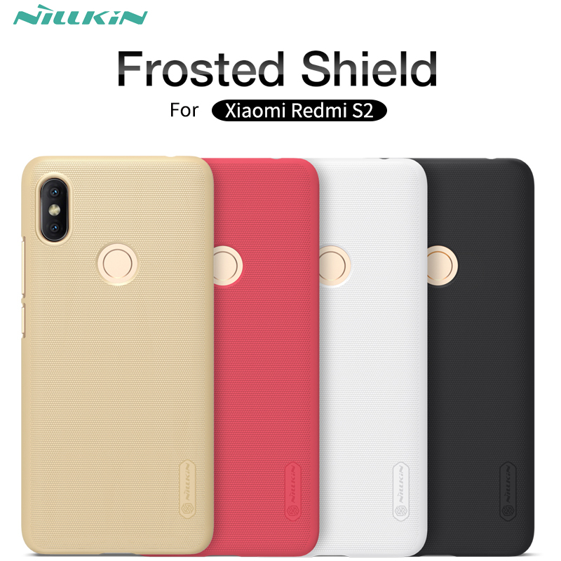 For Xiaomi Redmi S2Y2 case NILLKIN Super Frosted Shield matte hard back cover case for Redmi S2Y2 5.99