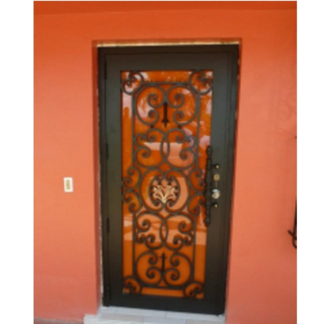 Metal French Doors Gl Double Exterior Door