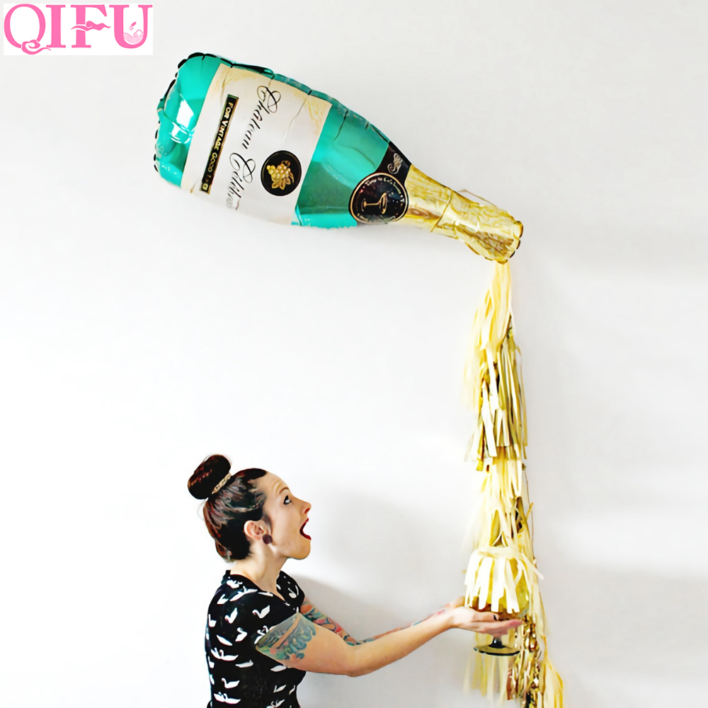 6698b337fe QIFU Adults Party Birthday Decorations For Wedding & Events Team ...