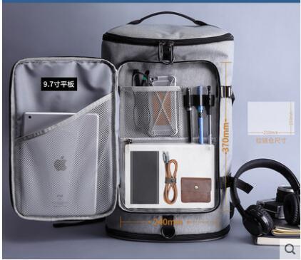 Men Laptop Backpack Travel Backpack Bag For Man Oxford Business Backpack School Bag For Teenagers Notebook Travel Rucksack Bag