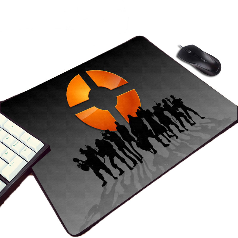 Mairuige Cool Team Fortress 2 Logo Pattern Wallpaper Images Printed Small Computer Mousepad Video Game Gaming Play Mouse Pad Mat