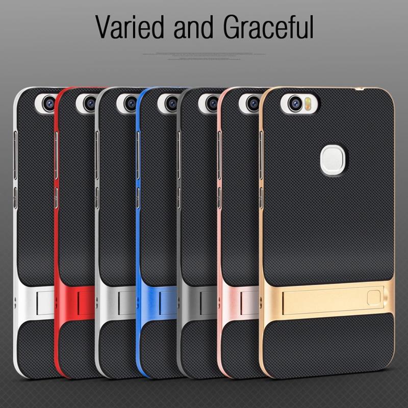 Θήκη για κινητά τηλέφωνα 3D Kickstand για - Ανταλλακτικά και αξεσουάρ κινητών τηλεφώνων - Φωτογραφία 3