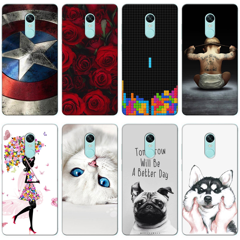 Colorful Cases for LG Stylo 4 / Q Stylus LM-Q710MS Printing Drawing Mobile Phone Girls Cover Silicone Soft Case
