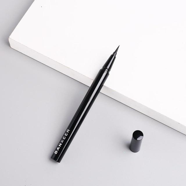 BANXEER Eyeliner Waterproof Liquid Eyeliner Make Up Beauty Cosmetic Long-lasting Eye Liner Pencil Makeup Tools For Women 5