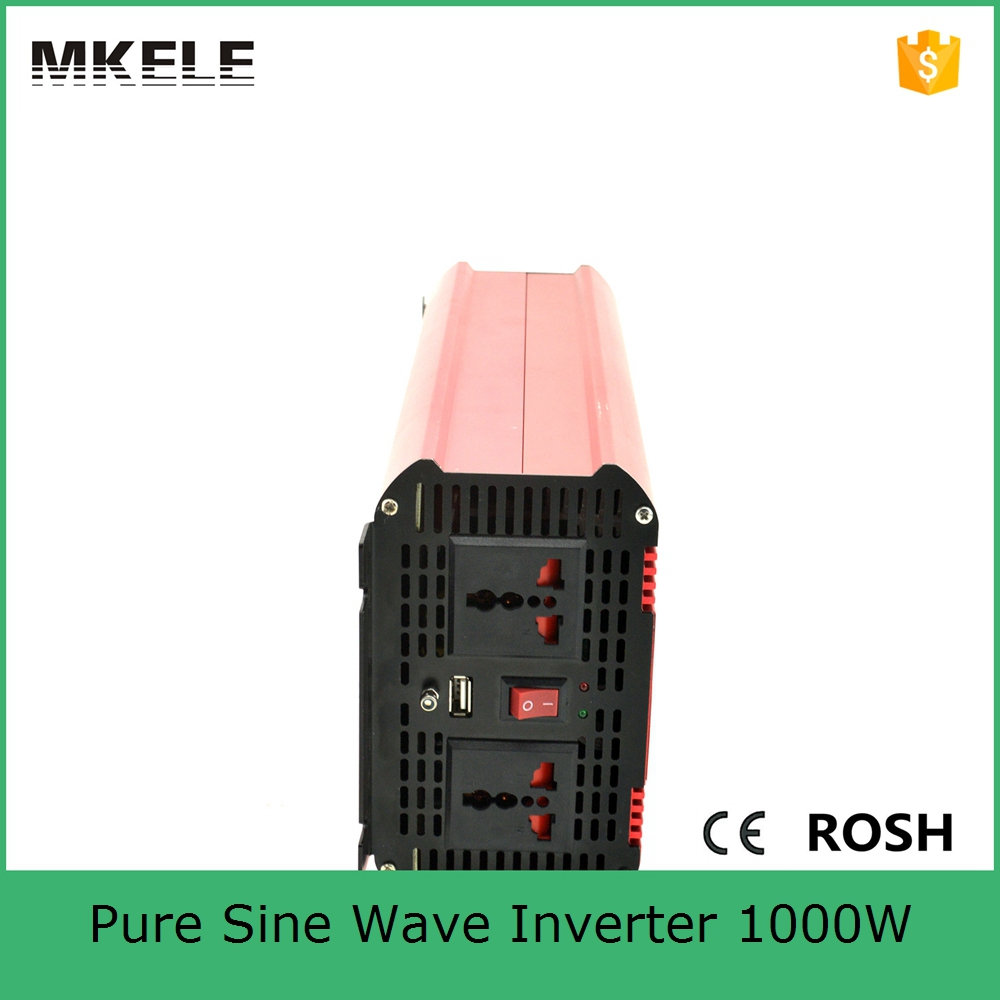 цена на MKP1000-241R Hot sale! off grid pure sine wave power inverter 1000 watt true sine inverter 24vdc to 110vac inverter from China