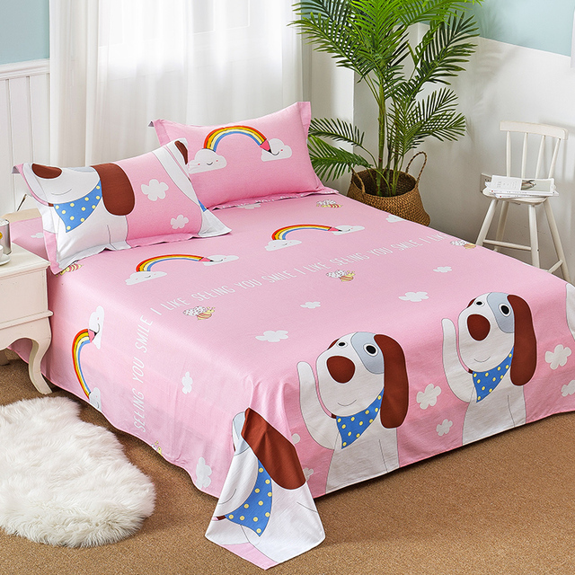 Puppy Bed Sheets