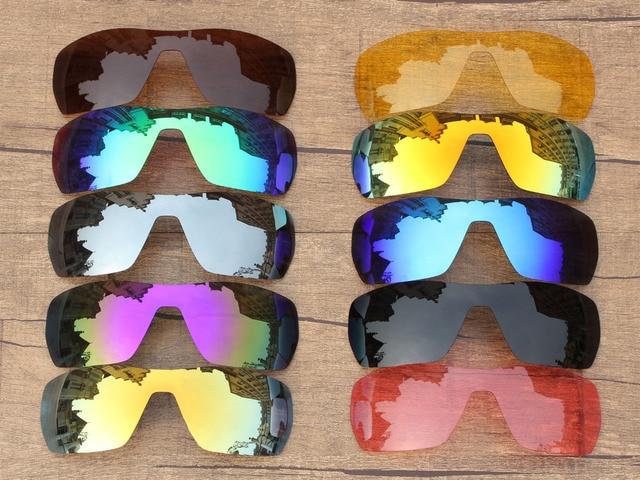 PapaViva Desdobramento POLARIZADA Lentes de Substituição para o Autêntico  Óculos De Sol 100% Proteção UVA d8eae12b2c