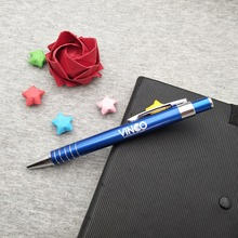 20pcs a lot new design ball pen custom free with your logo text nice metal for business party Anniversary souvenirs