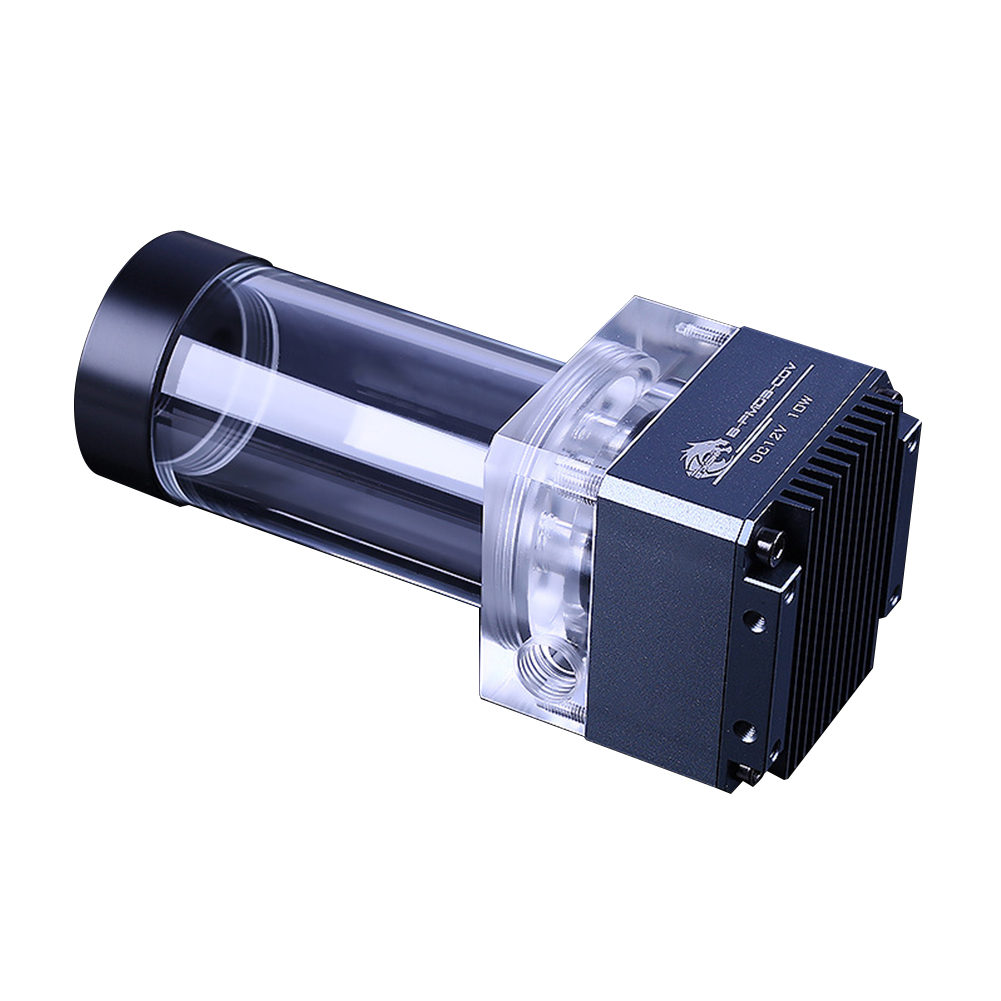DDC Pump Water Cooling Components Radiator Reservoir DDC Pump Kits Flow Rate Integrated 600L / H Computer Accessories 6 Meters