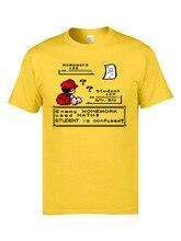 Pokemon Battle Mario Homework Cartoon Tops T Shirts High Quality Shirts 100% Cotton Round Neck Men Tops Tees Boy цена и фото