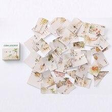 Китайская живопись Memo pad стикер s разместил это Kawaii планировщик для скрапбукинга стикер для канцелярских товаров Escolar школьные принадлежности