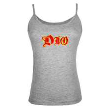 Summer Style Funny Funny DIO Symbol Women Tank Tops Shirt Bodybuilding Fitness Vest singlet Clothes