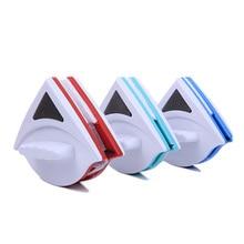 Дома стеклоочиститель Стекло Cleaner Инструмент двусторонняя магнитная поверхность щетки щетка для мытья окон щетка для мытья стекол чистящие средства