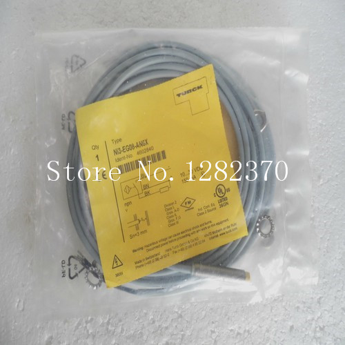 [SA] New original authentic special sales TURCK sensors NI3-EG08-AN6X spot --5PCS/LOT dhl ems 2 sets 1pc new turck bi2 eg08 rp6x