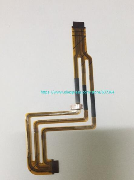 NEW LCD Hinge Rotate Shaft Flex Cable For Sony DCR-DVD505E DCR-DVD905E DVD905E DVD505E DVD905 DVD505 Video Camera