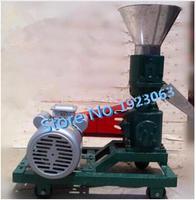 3KW 120 Model Pellet Mill Machine, Feed Pellet Mill Machine With Motor