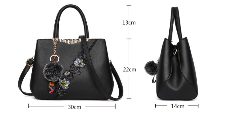 Ladies Handbags Flower